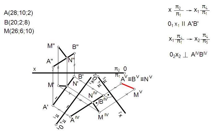 Онлайн расчет расстояния по координатам формула